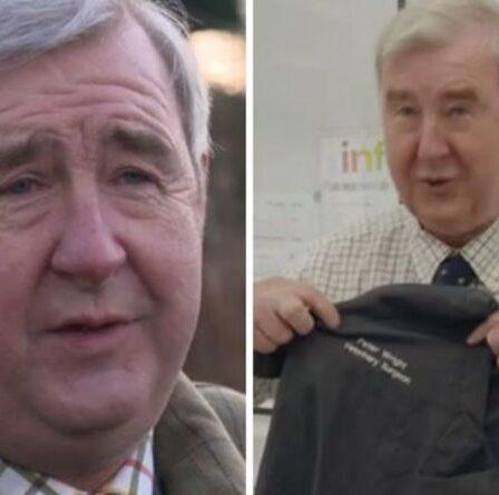 """Peter Wright du Yorkshire Vet s'ouvre sur la décision de quitter Skeldale """"Cela devait s'arrêter"""""""