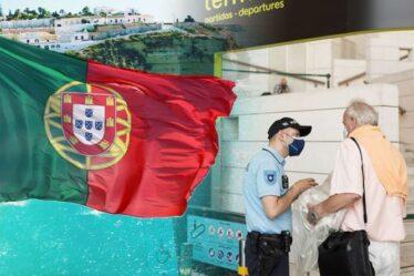 Portugal : De nouvelles règles de voyage entrent en vigueur dans quelques jours - Quels sont les derniers conseils du FCDO ?