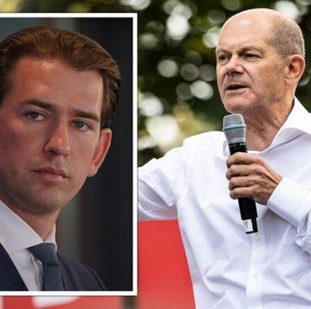 Pourquoi l'Autriche est TRÈS inquiète des élections allemandes «Nous avons encore besoin de discipline!»