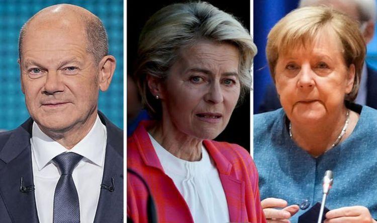 Pourquoi la chef de l'UE Ursula von der Leyen va transpirer sur les résultats des élections en Allemagne