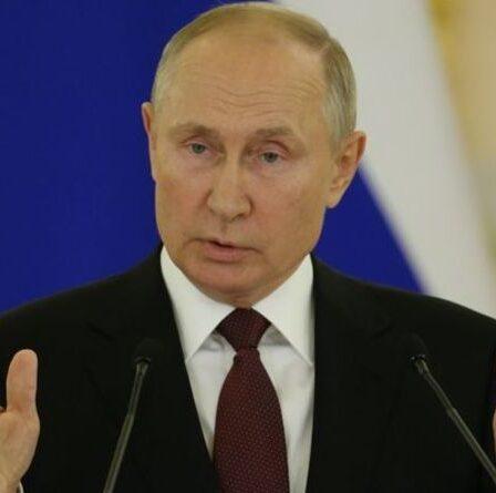 """Poutine dénonce l'implication """"négative"""" des États-Unis en Afghanistan - """"des tragédies et des pertes"""""""