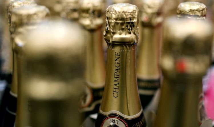 Priorités, hein ?  L'UE empiète sur la paperasserie pour protéger le champagne français pendant la pandémie mondiale