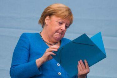 Quel avenir pour Angela Merkel ?  Comment la présidence de l'UE pourrait être dans l'avenir de la chancelière
