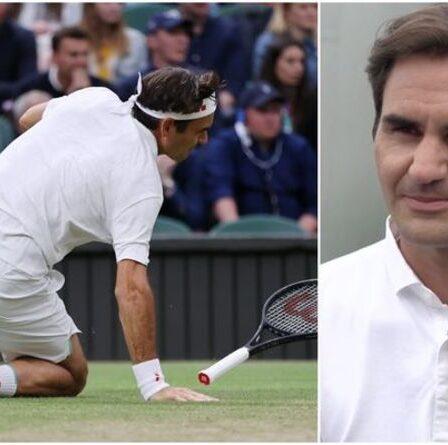 """Roger Federer """"très heureux"""" alors qu'il propose une nouvelle mise à jour sur la récupération des blessures - """"Se sentir fort"""""""
