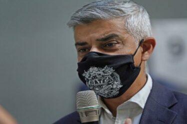 Sadiq Khan EN DIRECT: le maire de Londres s'apprête à affronter le chaos détesté des pistes cyclables