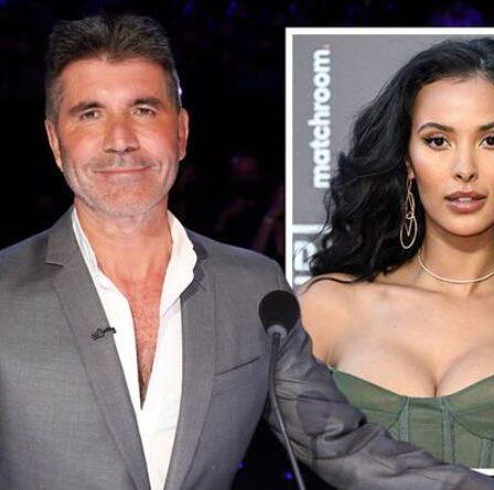 Simon Cowell annonce Maya Jama comme animatrice de la nouvelle émission de talents Walk The Line