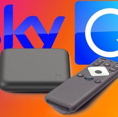 Sky abandonne ENFIN l'antenne parabolique!  La toute nouvelle box XiOne va changer votre façon de regarder Sky TV