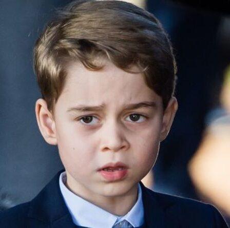 """""""Soudain, je me sens très adulte"""" Le prince George fait face à un grand changement alors qu'il suit la tradition royale"""