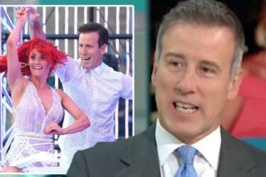 """Strictly Come Dancing: Anton du Beke taquine le retour de la danse à une condition """"Une option"""""""