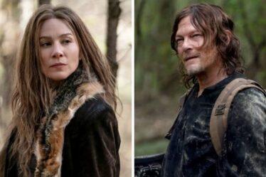 The Walking Dead saison 11 : Daryl et Leah se réunissent alors que les Reapers attaquent dans la promo du prochain épisode