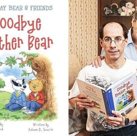 Un auteur dyslexique surmonte la moquerie de l'école et publie un sixième livre