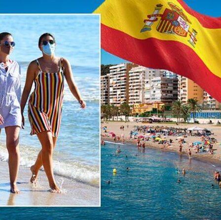 Vacances en Espagne : quelles sont les dernières règles de voyage ?  Conseils cruciaux du FCDO que vous devez suivre