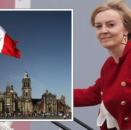 Visite de Liz Truss au Mexique EN DIRECT: une femme miracle du commerce s'apprête à conclure un méga-accord de 10 TRN avec la Grande-Bretagne