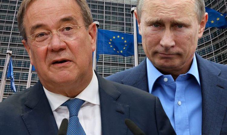 """Vladimir Poutine a reçu un coup de pouce après que l'allié de Merkel a déclaré: """"Nous avons besoin de la Russie"""""""