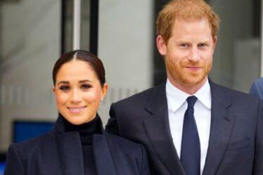 Meghan Markle et le prince Harry «pas aussi adorés» aux États-Unis qu'on le pensait