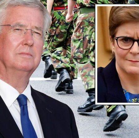 Sturgeon a averti que le SNP serait un petit poisson dans un grand étang européen avec un plan «fou» de l'armée écossaise