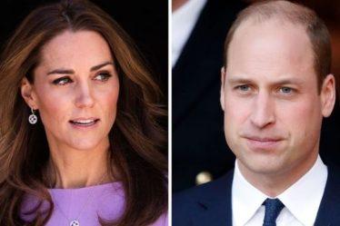 Les « difficultés croissantes » de Kate et William dans leur relation : « Décidez où ils vont »