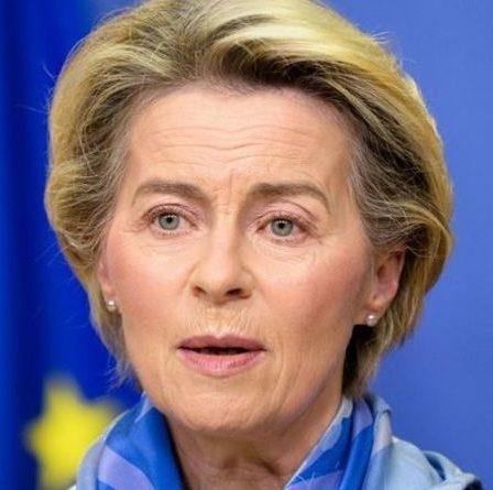 """L'UE a averti que les pays nordiques devaient perdre leur """"camisole de force politique"""" alors que la demande de cessation était mise à nu"""