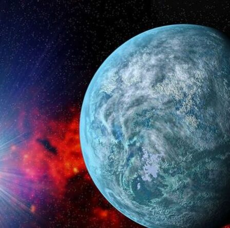 Percée spatiale alors que la découverte d'une exoplanète est «semblable» à la Terre couverte d'océan