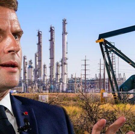 """Macron a envoyé un avertissement apocalyptique sur l'effondrement total du système pétrolier: """"La recette du désastre"""""""