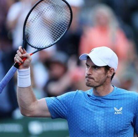 Andy Murray éliminé de l'ATP European Open par Diego Schwartzman