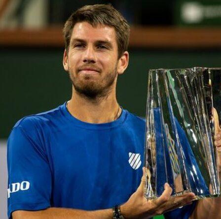 Andy Murray nomme l'exploit «plus impressionnant» de Cameron Norrie après la victoire d'Indian Wells
