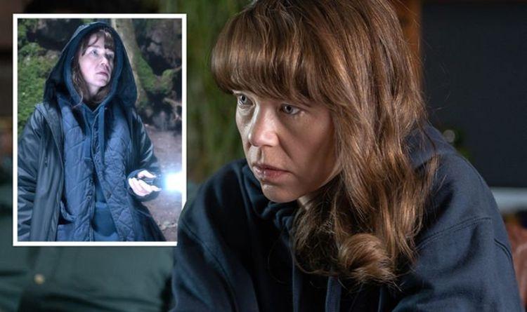 """Anna Maxwell Martin de Hollington Drive """"n'a pas lu le script"""" avant de jouer un rôle complexe"""