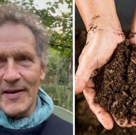 «Arrêtez de l'utiliser maintenant!»  Monty Don lance un avertissement important à tous les jardiniers du Royaume-Uni