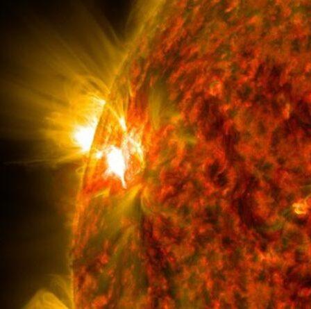Avertissement de tempête solaire : les experts sont « vraiment inquiets » car les pannes de courant mondiales « pourraient durer des semaines »