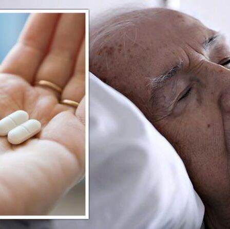 Avertissement sur les suppléments: la pilule minérale qui «double» le risque de mourir d'un cancer