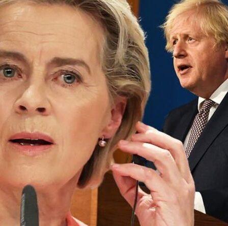 Brexit EN DIRECT: Boris abasourdi par la dernière offre de l'UE - a besoin de Von der Leyen pour faire une concession