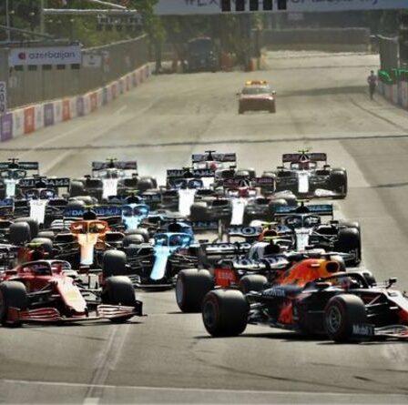 Calendrier F1 2022 complet avec 23 courses record confirmées avec un nouveau Grand Prix ajouté