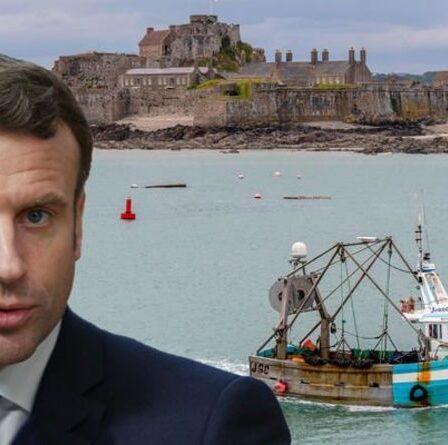 Calme-toi, Emmanuel !  Même Bruxelles est partie en colère contre la petite crise de pêche de Macron au Brexit