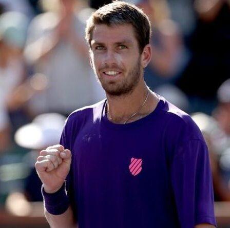 Cameron Norrie nomme le tournoi Andy Murray qui l'a aidé à remporter le succès à Indian Wells