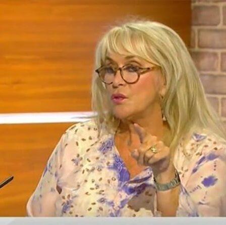 """Carole Malone dit à Jeremy Vine que les parents portant des pyjamas à l'école sont """"le comble de la paresse"""""""