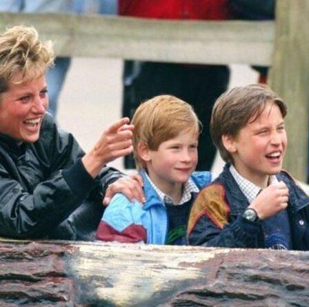 Comment la princesse Diana a inspiré le travail caritatif du prince William dès son plus jeune âge