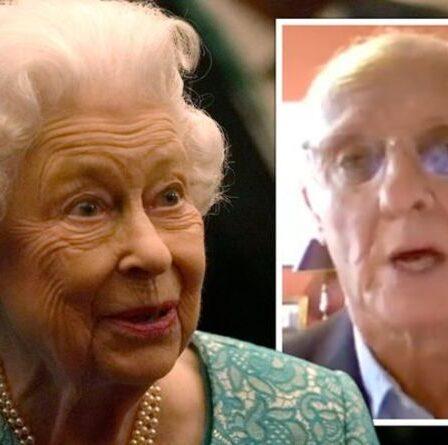 'Condescendant!'  Dickie Artbiter réplique aux affirmations selon lesquelles Queen devrait se retirer de ses fonctions publiques