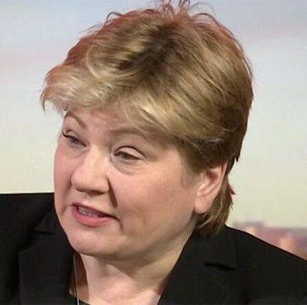 """Contrecoup de la BBC: les téléspectateurs quittent l'interview de Marr avec Thornberry """"Quel accident de voiture!"""""""
