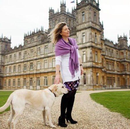 Découvrez le château Highclere de Downton Abbey comme jamais auparavant