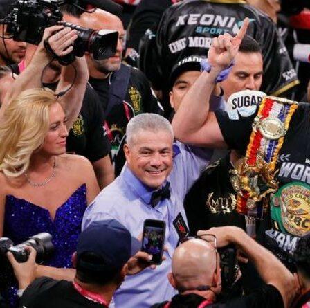 Eddie Hearn nomme les trois combattants que Tyson Fury doit battre pour devenir « grand » de la boxe