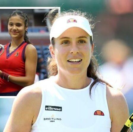 Emma Raducanu a laissé l'ancienne n ° 1 britannique Johanna Konta émerveillée par l'héroïsme de l'US Open