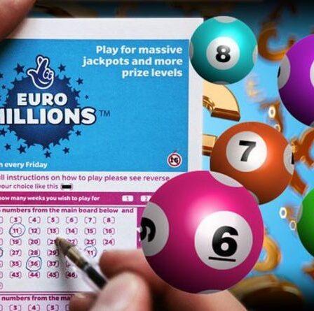 EuroMillions LIVE: Prix historique de 184 millions de livres sterling alors que des dizaines de Britanniques pourraient être millionnaires CE SOIR