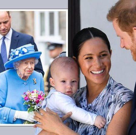 Famille royale EN DIRECT: Meghan et Harry pourraient baptiser Lilibet avec AUCUN membre de la famille aux États-Unis