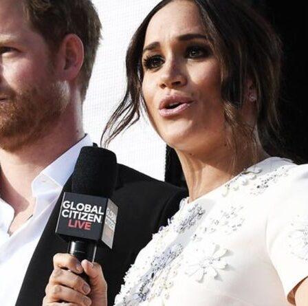 Famille royale EN DIRECT:Oh mon Dieu!  Meghan et Harry se tirent une balle dans le pied avec un accord «Ethic»