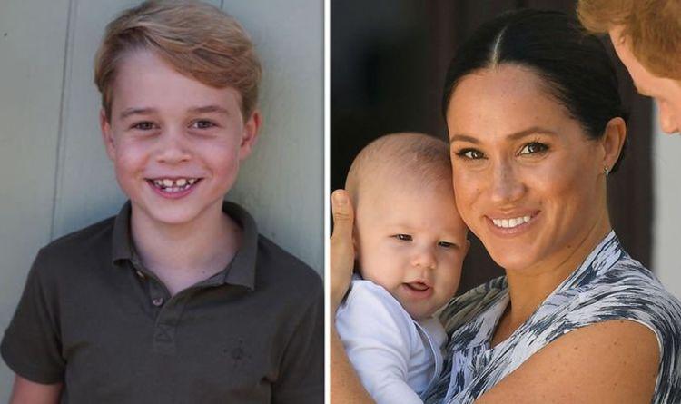 Famille royale EN DIRECT: Prince George et Archie partagent le destin royal mais Lilibet manquera