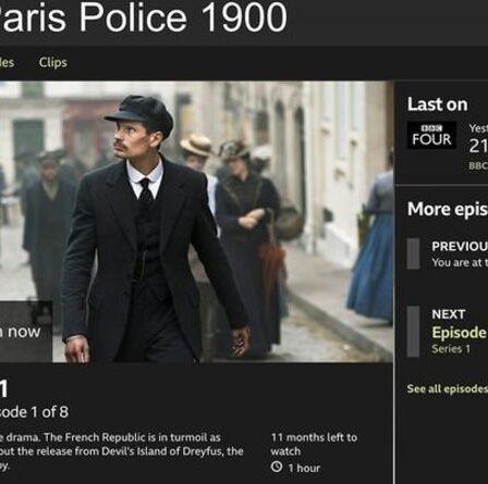 """Fureur de la BBC en tant que radiodiffuseur qualifié de """" paresseux et inexact """" à propos d'un juif français accusé d'espionnage"""