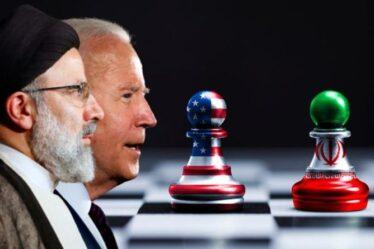 """L'Iran a déclaré que """"toutes les options"""" seraient envisagées au milieu des avertissements américains concernant les pourparlers nucléaires tendus"""