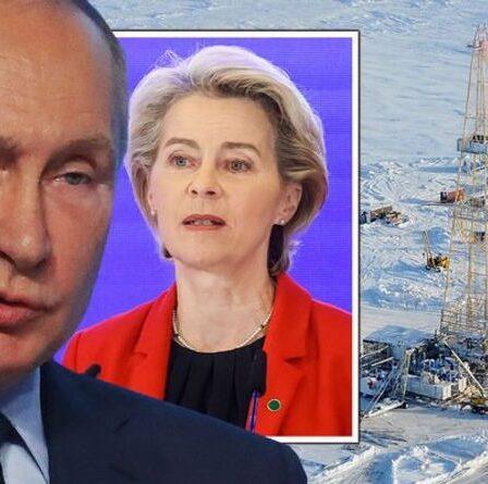 L'UE complote pour ARRÊTER le forage de gaz dans l'Arctique après que Poutine a exposé la vulnérabilité : «restez dans le sol»