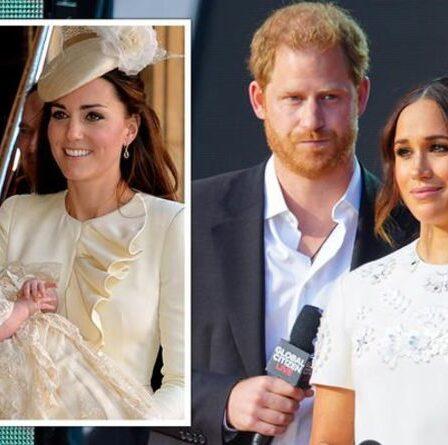 La fille de Meghan et Harry, Lilibet, pourrait manquer la grande tradition du baptême royal
