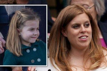 La petite fille de la princesse Béatrice partage une chose en commun avec Charlotte et Lady Louise